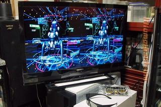 3D対応TV 攻殻機動隊